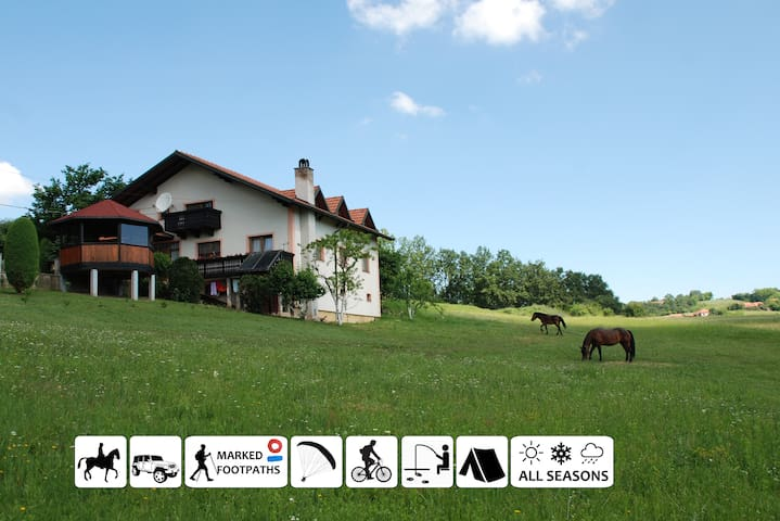 Eco farm Milanovic - room 2