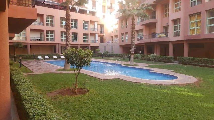 Grand appartement de Luxe Face Jardin Majorelle