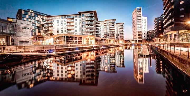 Leeds City Apartment