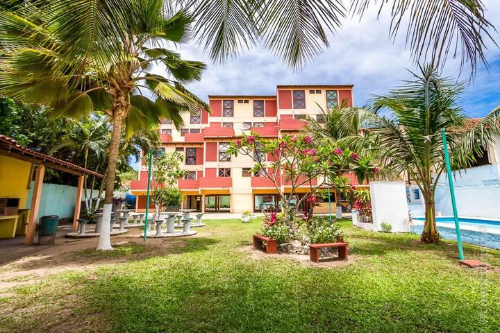 Apartamento Marinas da Lagoa (a 4 min da Praia).