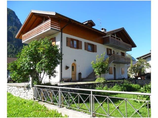 VACANZE NEL CUORE DELLE DOLOMITI - Santo Stefano di Cadore - Apartamento