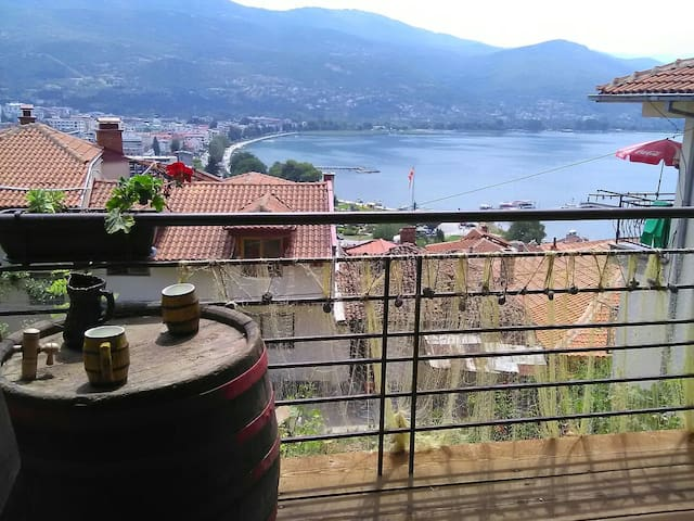 Rumen apartment 2 - Ohrid - Appartement