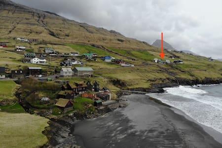 Autentisk og Original Færøersk hus