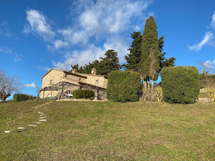 "La Fornace  ""in the heart of the Tuscany country"""