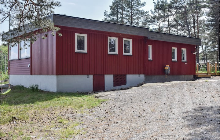 Amazing home in Vesterøy with 3 Bedrooms