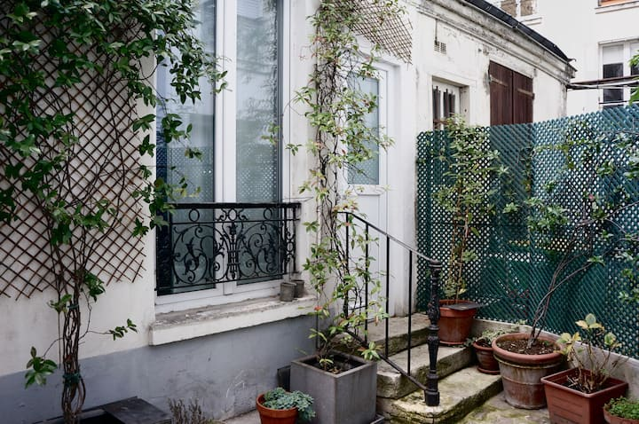 Cosy and well located appartement in Montmartre
