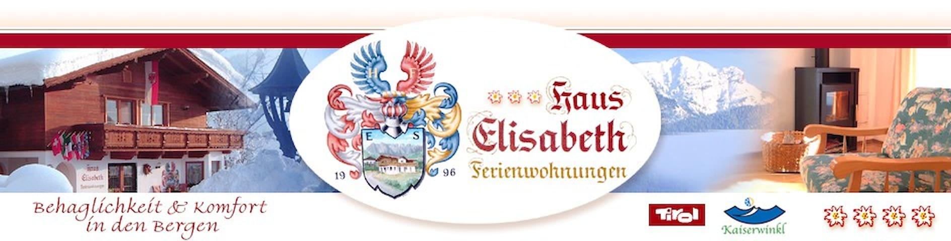 Haus Elisabeth Kössen/Kaiserwinkl