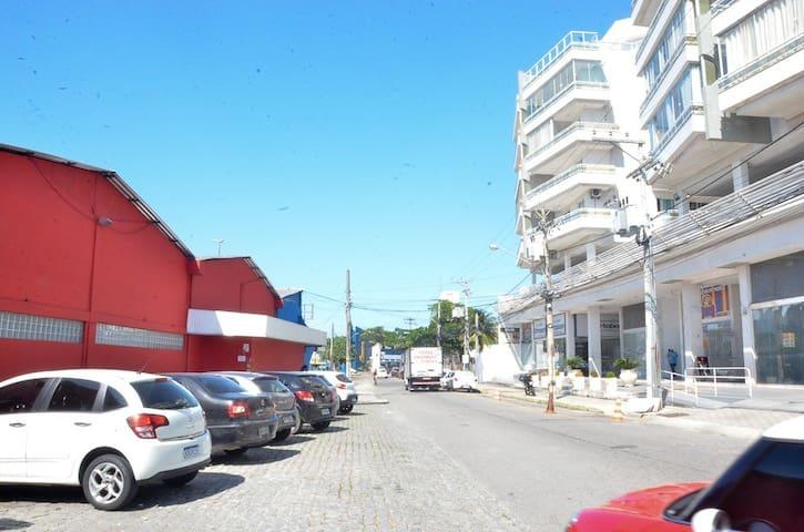 Apartamento Cabo Frio, alto padrão e localização!
