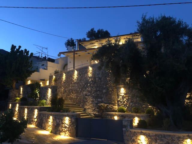 Villa Azogire!