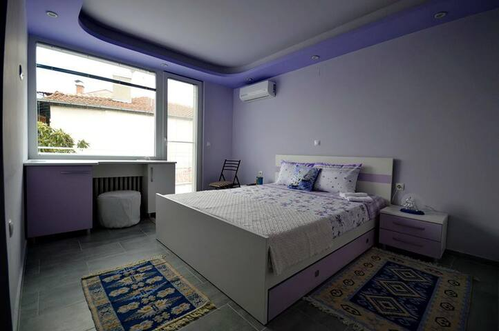New, best location, villa Metulevi - Ohrid - Talo