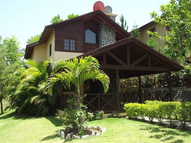 Perfecta villa en Jarabacoa