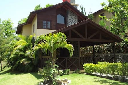Perfecta villa en Jarabacoa - Jarabacoa
