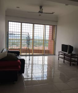 fully furnished condominium - Kajang - Apartemen