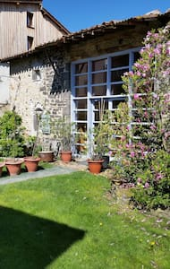 T2 charmant et atypique dans une ancienne étable - Saint-Bonnet-prés-Riom - Haus