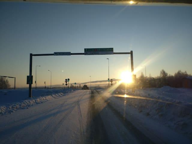Turn to Jokisuu.