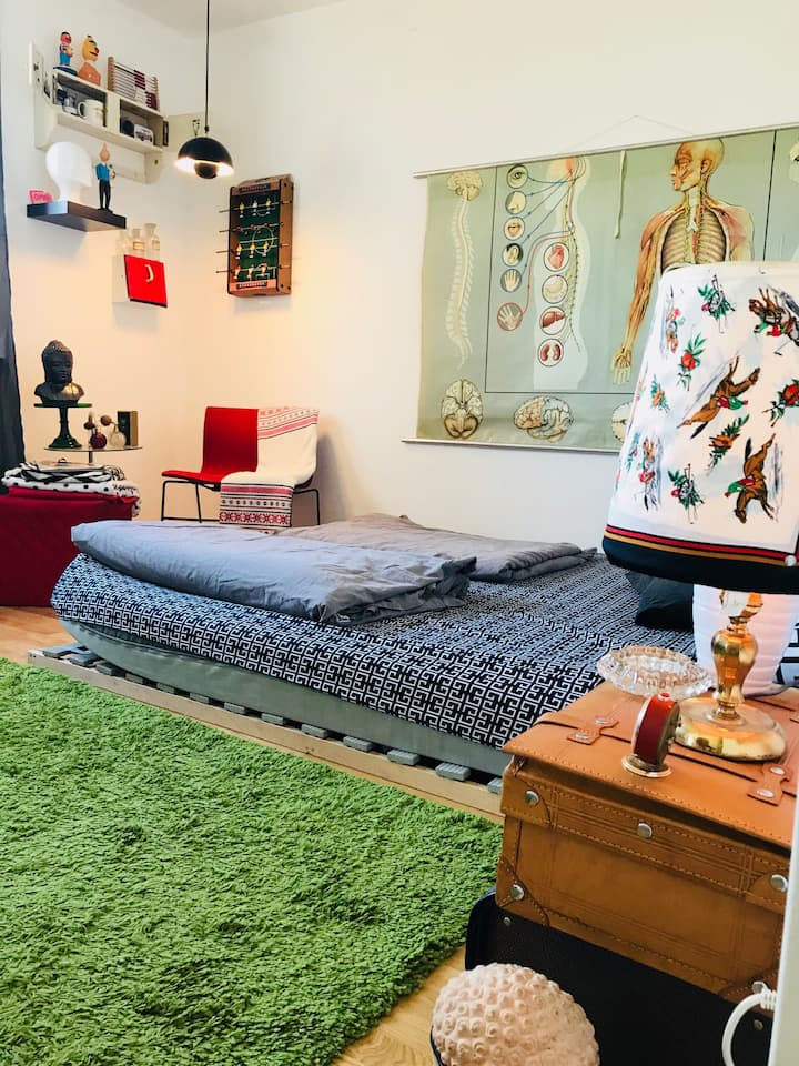 Marvelous room in the hottest area in Berlin