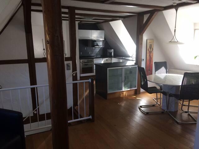 Schönes Zimmer in Tübingen Bühl