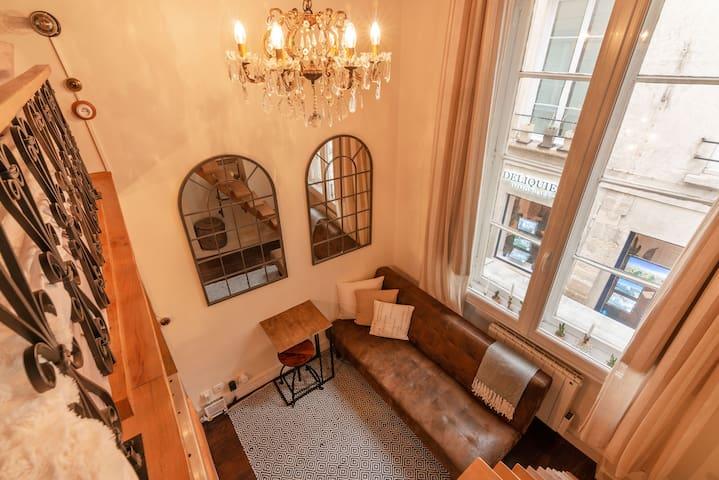 Charming Loft in le Marais