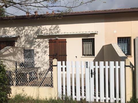 Studio in the heart of Montalivet-Les-Bains