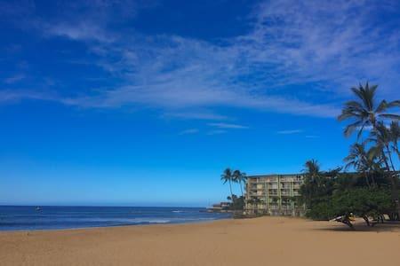 10 steps to the sand! Makaha Beach! - Makaha - Pis