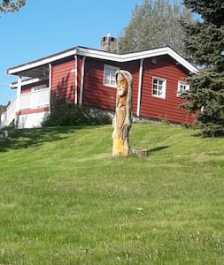 Nostalgic Nordic Cabin