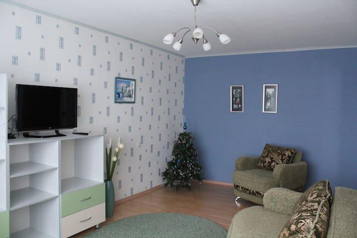 Счастливая двухкомнатная квартира на Калинина 57Б