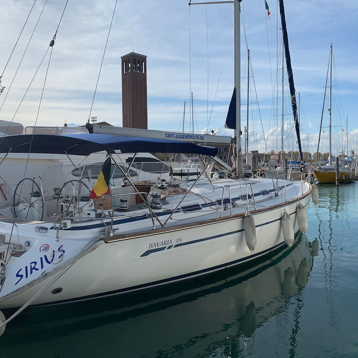 Sailing Experience Posto letto in cabina yacht