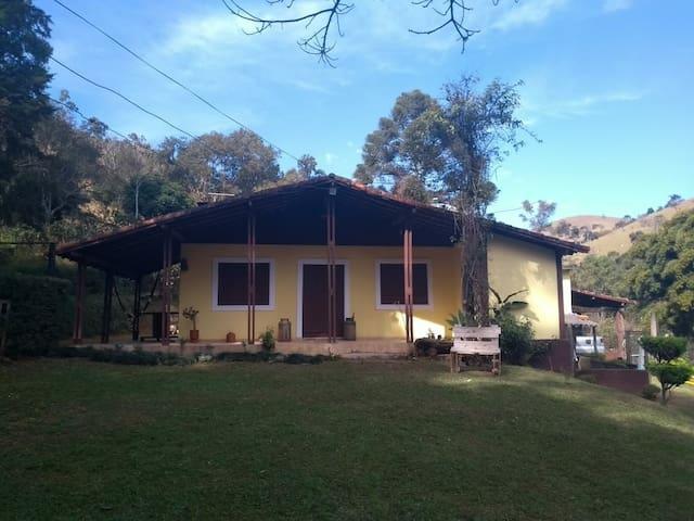 Hostel e camping Bela Vista