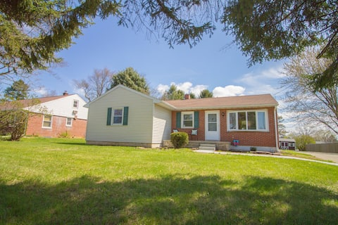 Cozy Home Close to Amish Country & Lancaster City