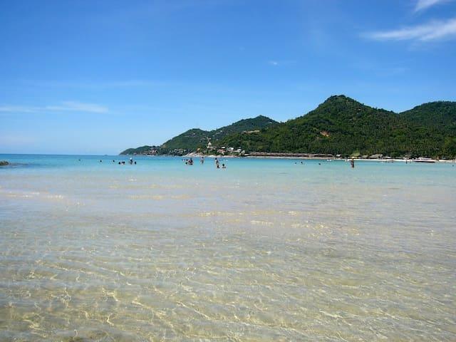 200M to Chaweng Beach (2/F)-新公寓離海灘及步行街只有二百米(二樓) - Chaweng Beach - Daire