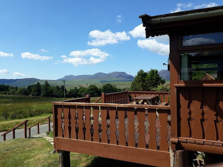 2 Bedroom Cabin Snowdonia Hosted By Seren Property