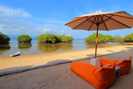 Ocean view room at Nusa Lembongan - Lembongan island