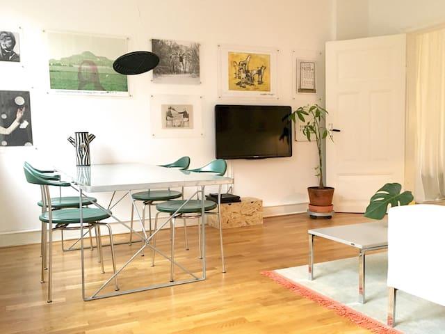 Modern Malmö City Center Apartment Great Location