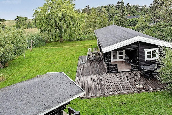 Simplistic Holiday Home in Gørlev, with Terrace