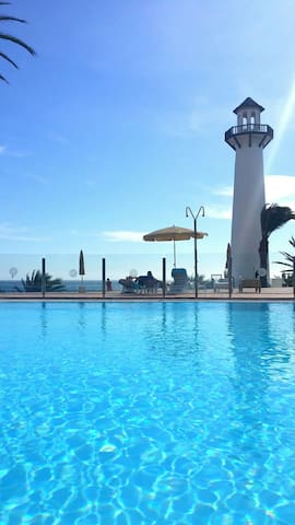 Relax in Front of the Ocean - Maspalomas