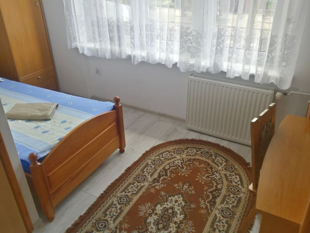 Single Room with internal bathroom in Gdansk Oliwa