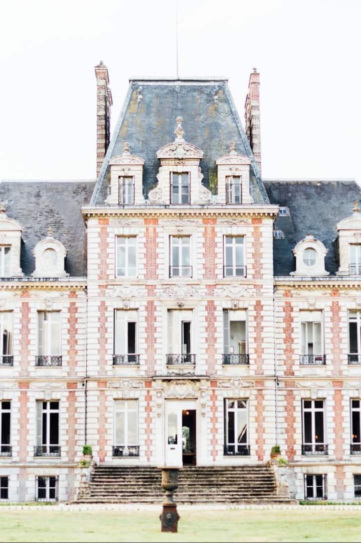 Beautiful Château Bosgouet
