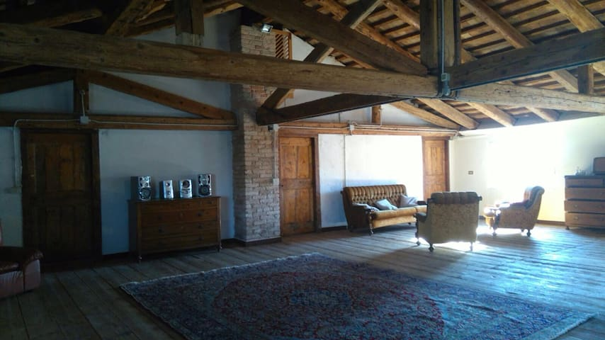 Farmhouse Accomodation Countryside of Venice - Mirano - Casa
