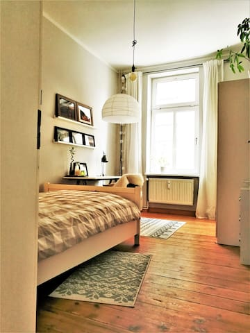 Neat guestroom in city centre near central station - Rostock - Pis