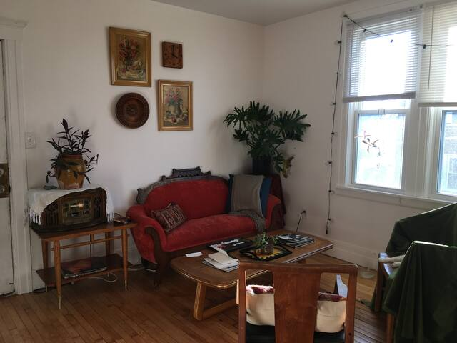 Entire Sunny Upper Flat in Hamtramck