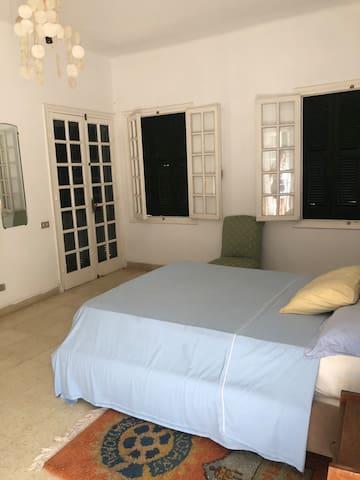Chambre avec lit double - Etage 1