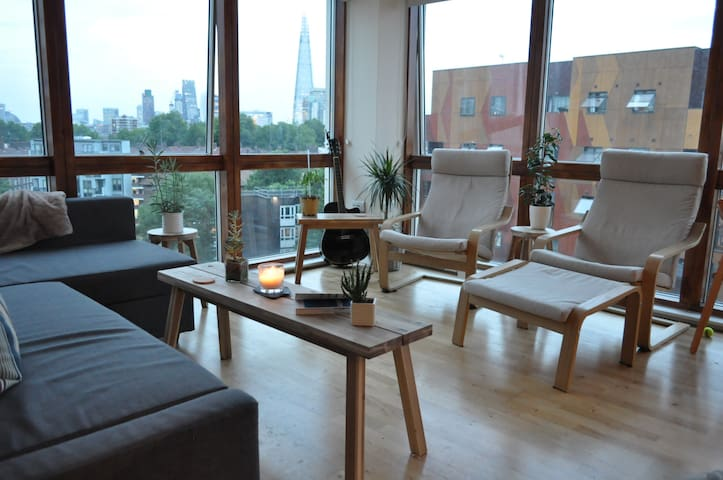 Bright & Spacious 2 bedroom flat in Central London