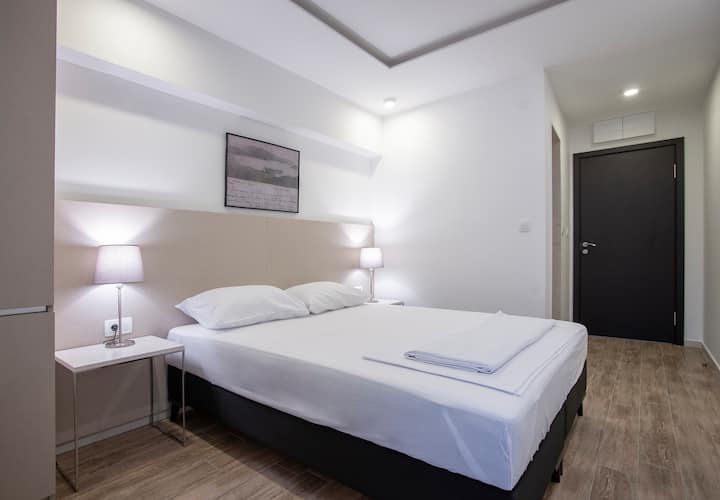 Casa Mia rooms and apartments Standard dble/twin