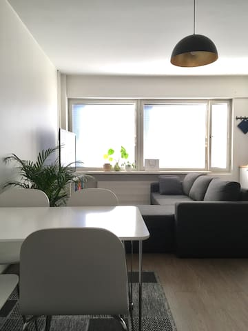 Modern Apartment in Hip Kallio District
