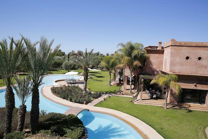 GRACE - Marrakech Alentours
