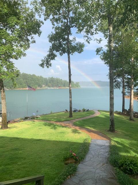 Smith Lake, Yellowcreek Retreat