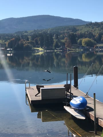 Lake Samish Getaway