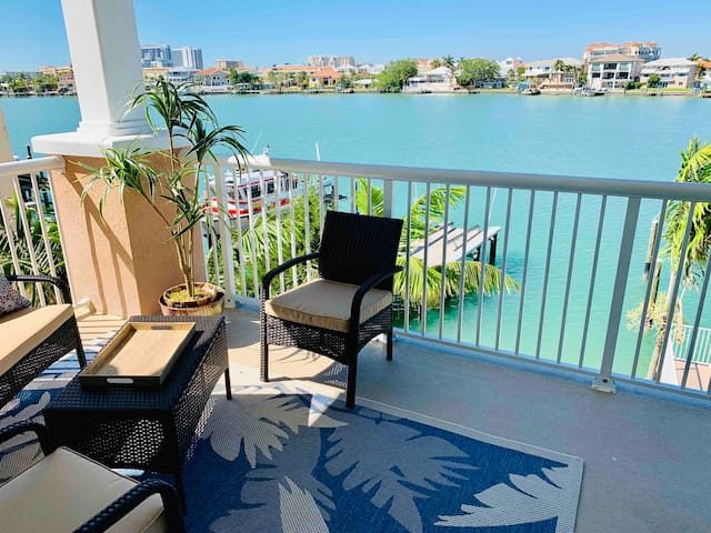 Brand New, Beautiful and Specious Waterfront Condo