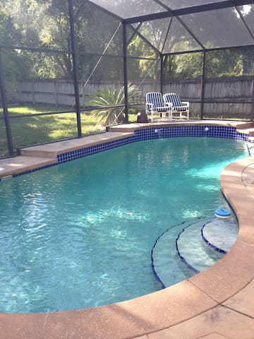 Pool Home-Disney/Universal/Outlets - Orlando - Casa