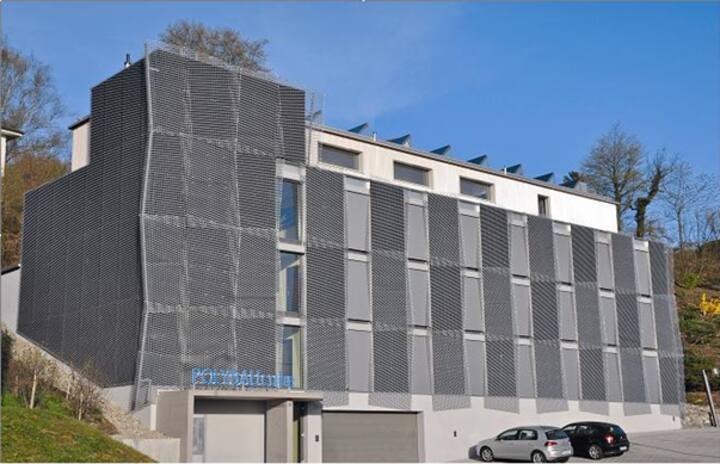 Polybau Cube Hotel